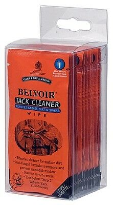 Carr and Day and Martin Belvoir Tack Cleaner Wipes 15/box