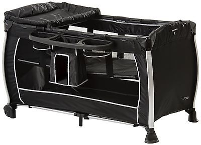 iCoo Panama Playard Black