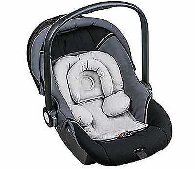 Jolly Jumper 3-in-1 Baby Hugger Grey