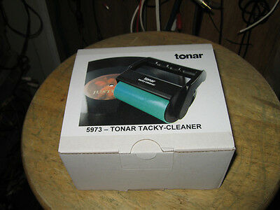 Tonar Tacky Rolling Record Cleaner-NEW