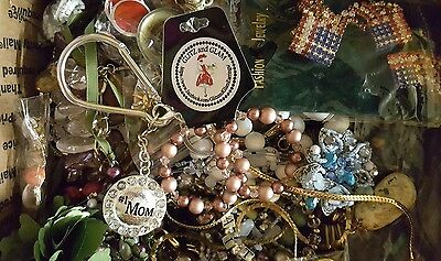LOT OF JEWELRY 100% ALL WEAR SOME SIGNED vtg-new Some high end..
