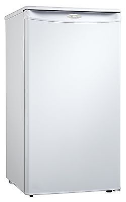 Danby-3.2 Cubic Feet Compact Refrigerator White