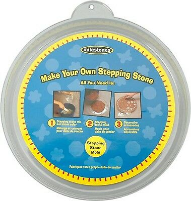 Midwest Products Large Round Stepping Stone Mold 12-Inch
