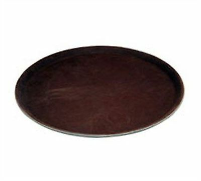 Winco Easy Hold Round Tray 11-Inch
