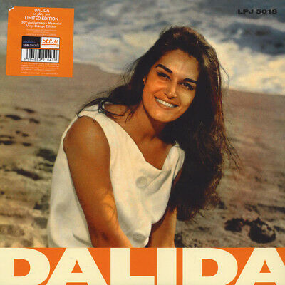 Dalida - The Jolly Years 1959/ 62 Orange Vinyl  (LP - 2016 - EU - Original)