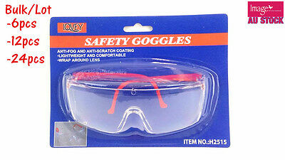 Lot Work Safety Glasses Goggles Eye Protection Anti Fog Spectacles H2515