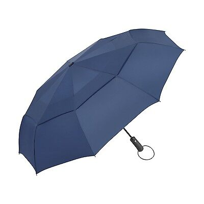 Travel Umbrella - Windproof Compact Umbrella with Double Canopy Construction ...