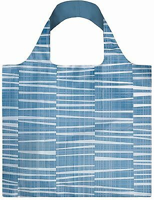 LOQI Reusable Tote Bag Water Print Multi-Colored Print International Carry-on