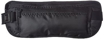 AmazonBasics RFID Travel Money Belt Black