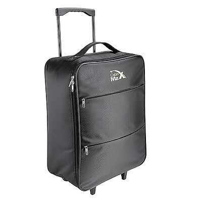 Cabin Max Stockholm Worlds Lightest Cabin Approved Carry On Bag -Ripstop 22x1...