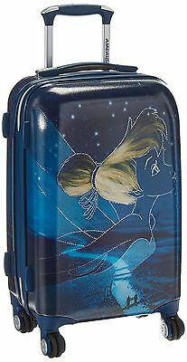 American Tourister Disney Tinkerbell All Ages Spinner Tinkerbell Internationa...
