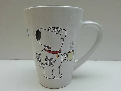 Family Guy Brian coffee mug cup.  Nice condition. FREE Shipping!!