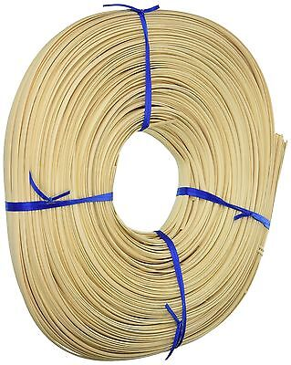 Commonwealth Basket Flat Oval Reed 1/4-Inch 1-Pound Coil Approximately 275-Feet