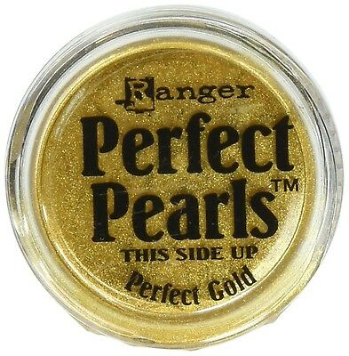 Ranger PPP-17721 Perfect Pearls Pigment Powder Gold 1-Ounce