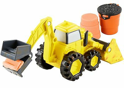 Fisher-Price Bob the Builder Mash and Mold Scoop Vehicle