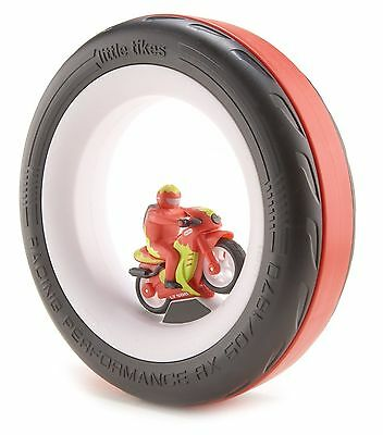 Little Tikes Tire Racers Motorcycle Toy