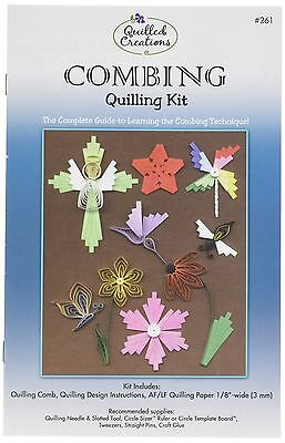 Quilled Creations Q261 Quilling Strips Combing Kit