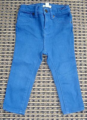 Country Road Boys Blue Skinny Jeans Sz 2(18-24 Months)