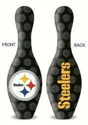 OnTheBallBowling NFL Pittsburgh Steelers Bowling Pin