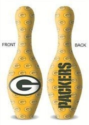 OnTheBallBowling NFL Green Bay Packers Bowling Pin
