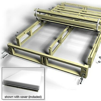 Easy Fit Box Spring Foundation - QUEEN - FREE SHIPPING