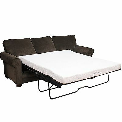 Classic Brands Cool Gel Memory Foam Replacement Sofa Mattress for Replacement...