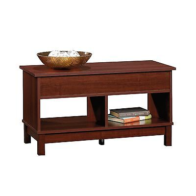 Sauder Kendall Square Lift Top Coffee Table Select Cherry