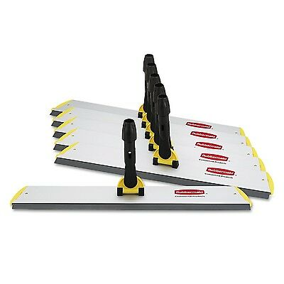 Rubbermaid Commercial Hygen Quick-Connect Squeegee Single-Sided Frame 24.1-In...