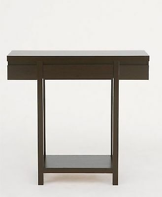 Furniture of America Enitial Lab Lason Console Table with Drawers Espresso