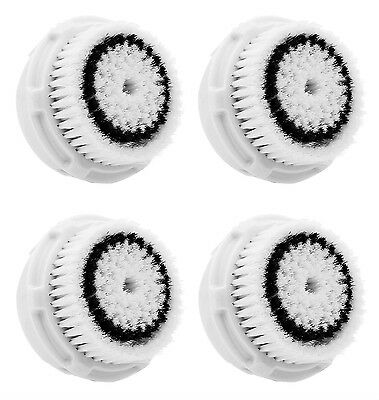 TPLB 4-Pack Delicate Replacement Brush Head for Delicate Skin Cleaning. For F...