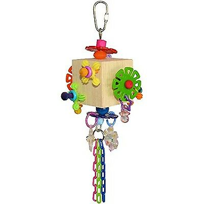 SuperBirdCreations Dancing Daisies Toy for Birds