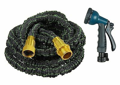 TheFitLife Best Water Hose Automatic Expanding & Retracting Garden hoses Ligh...