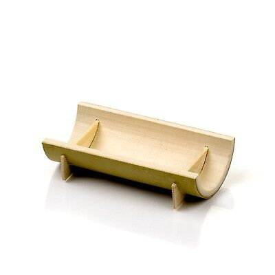 Restaurantware Bamboo Canoe Small 100 count box