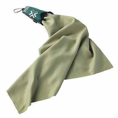 Lewis N. Clark Campack Large Towel Green One Size