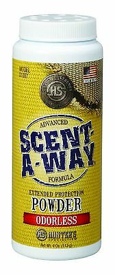 Scent-A-Way Odorless Powder by Hunter's Specialties