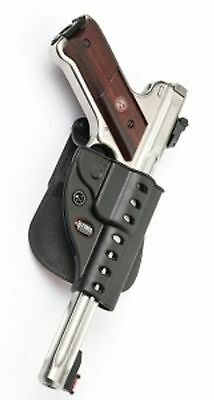 Fobus Standard Holster RH Paddle RU3 Ruger Mark II and Mark III