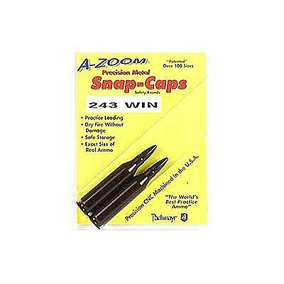 A-Zoom A-A-243 Win Precision Snap Caps (2 Pack)