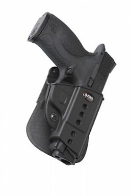 Fobus Roto Holster Belt Left Hand SWMPRBL S&W M&P 9mm .40 .45 Compact and Ful...