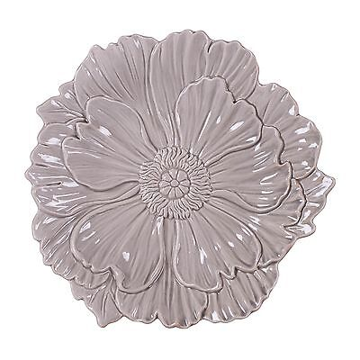 Savannah Collection Canape Plate - Gray
