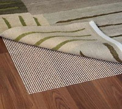 Grip-It Ultra Stop Non-Slip Rug Pad for Rugs on Hard Surface Floors 4 by 6-Fe...