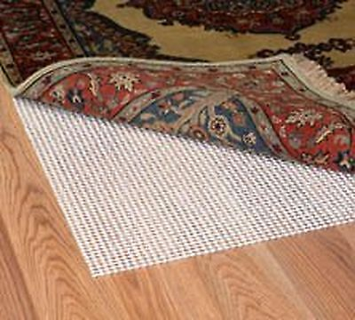 Grip-It Ultra Stop Non-Slip Rug Pad for Rugs on Hard Surface Floors 6 by 9-Feet