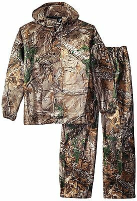 Frogg Toggs AS1310-54-MD All Sport MD Realtree Xtra Rainsuit Camo Medium