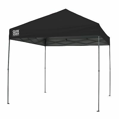 Quik Shade Expedition EX100 10'x 10' Instant Canopy Black