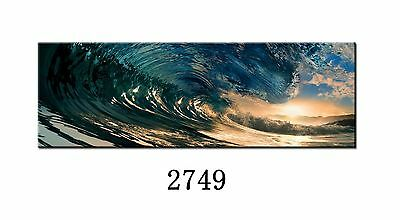 Jetsan 2749-20 Small Gift size: 24x8inches The Great Waves fine art printing/...