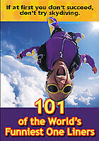 101 Of The Worlds Funniest One Liners - Christian Gospel Tract - Ray Comfort