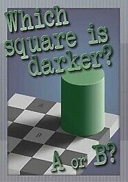 Which Square is Darker - Christian Gospel Tract - Ray Comfort