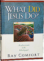 What Did Jesus Do? - Christian Gospel Ray Comfort