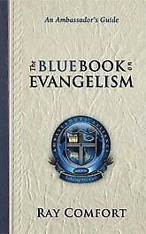 The Blue Book on Evangelism - Christian Gospel Ray Comfort