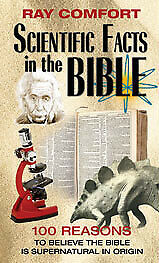 Scientific Facts in the Bible (Book) - Christian Gospel Ray Comfort