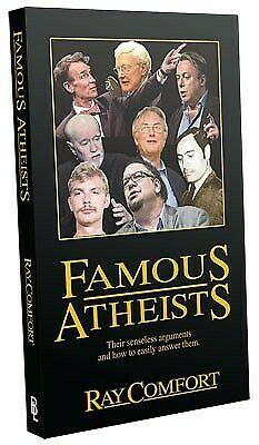 Famous Atheists - Christian Gospel Ray Comfort